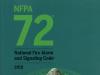 NFPA 72 2019