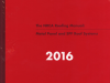 NRCA Metal Panel & SPF Roof Systems 2016