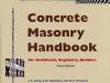 Concrete Masonry Handbook