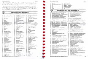 exam study guide sample